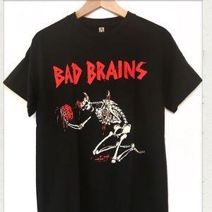 Bad brains graphic t shirt